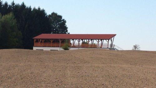 Výstavba hřiště